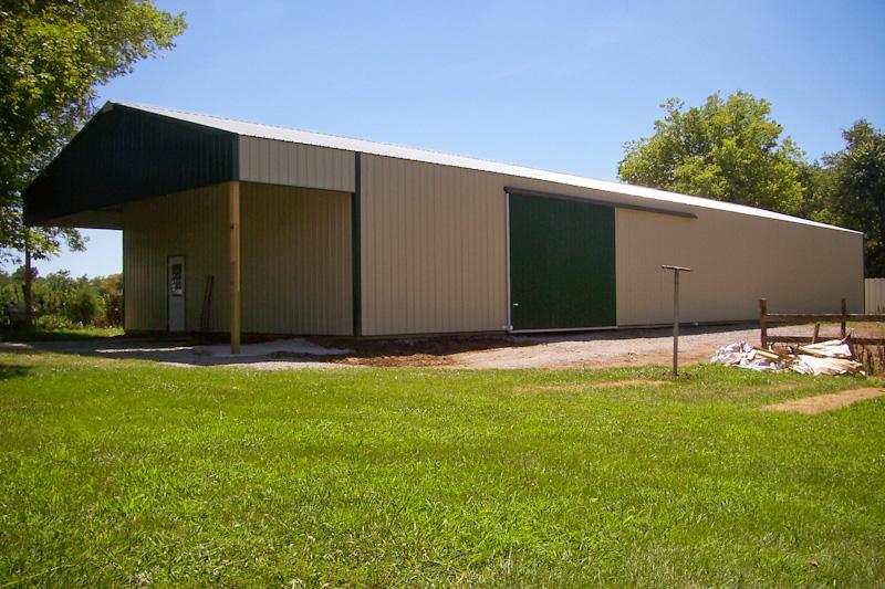 R and E Enterprises - Post Frame Buildings